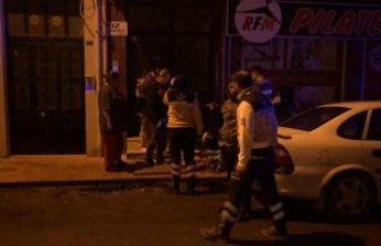 Sinop'ta tüp patlaması: 1 yaralı
