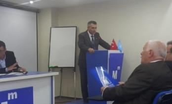Ahmet Buruk Güven Tazeledi