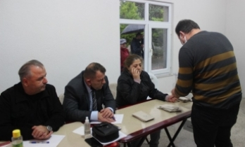 Sinop'tan ayrılmak için yapılan oylamada, ikinci kez sandıktan 'evet' oyu çıktı