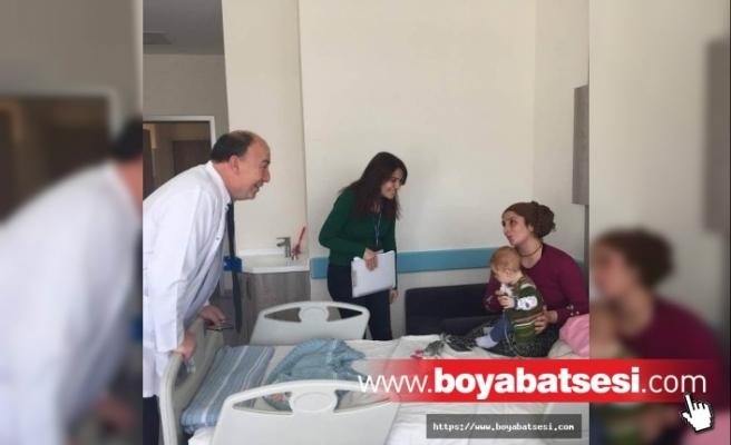 Boyabat Devlet Hastanesi'nde Hasta Hakları Günü