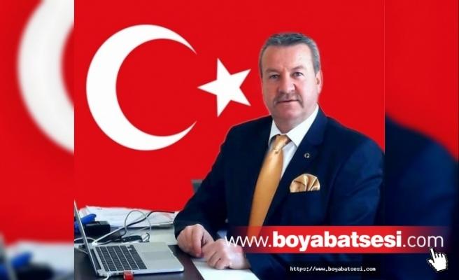 MHP Boyabat Belediye Başkan Aday Adayı Şükrü Kaya Öğretmenleri Kutladı