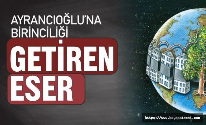 Aşkın Ayrancıoğlu'na bir birincilik daha