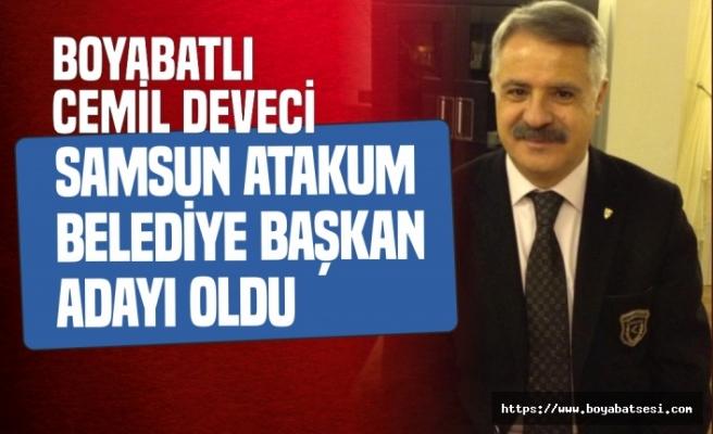 Boyabatlı Avukat Atakum'dan Belediye Başkan Adayı