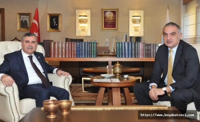 Kültür ve Turizm Bakanı Ersoy Sinop'a Geliyor