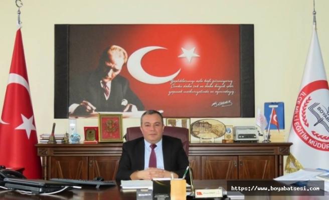 Osman Özkan'nın İkinci Dönem Mesajı