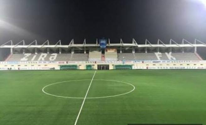 Maviş '' Gerze Stadı 16 Nisan'da İhale Ediliyor''