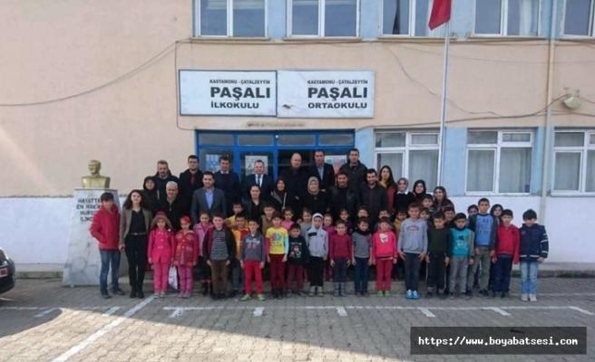 Merhum Öğretmen Mesut Çöklü Adına Kütüphane Açıldı