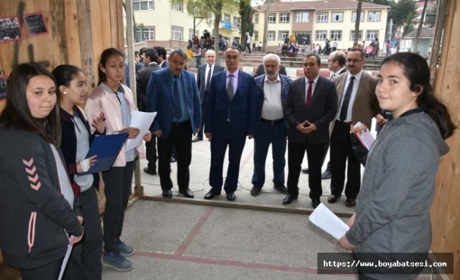 """Atatürk Ortaokulu """"Boyabat Tanıtımı"""" Etkinliği Düzenledi."""