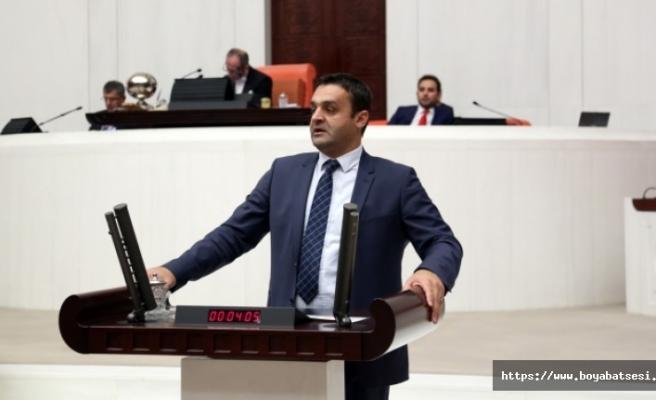 Barış Karadeniz'den %1 KDV'li Kanun Teklifi