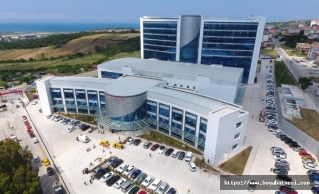 Sinop Devlet Hastanesi Yeni Binasında Hizmete Girdi