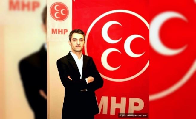 MHP Boyabat İlçe Başkanlığından Ramazan Bayramı Kutlaması veDavet