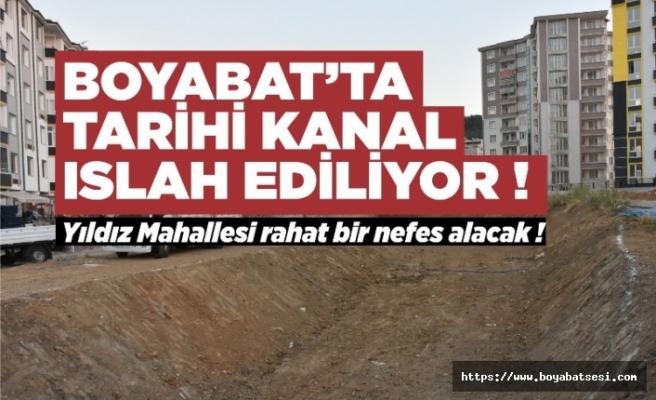 9.Cumhurbaşkanı Süleyman Demirel'in Projesini Çizdiği O Kanal Islah Ediliyor