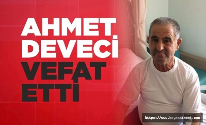 Ahmet Deveci Hayatını Kaybetti