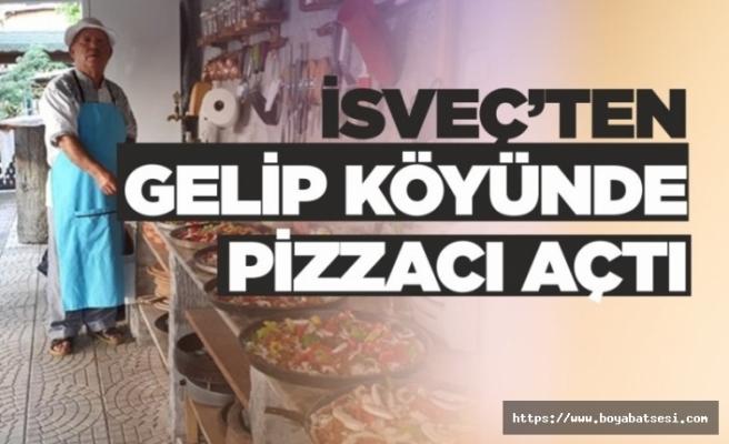 Boyabatlılar Pizzacı Musti'yi Çok Sevdi