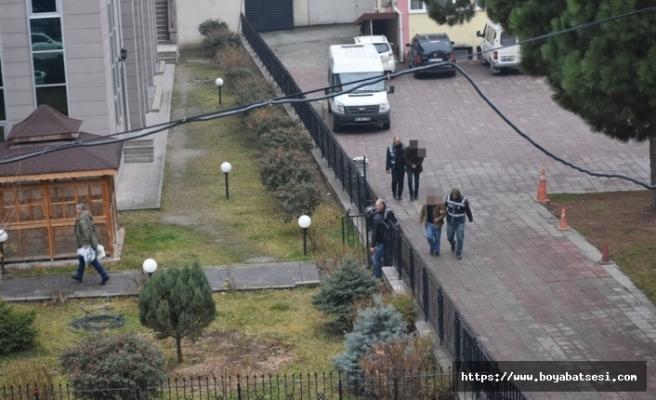 Uyuşturucu Tacirleri Boyabat PolisindenKaçamadı