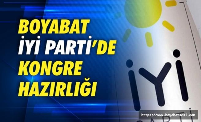 Boyabat İYİ Parti'den Kongreye Davet