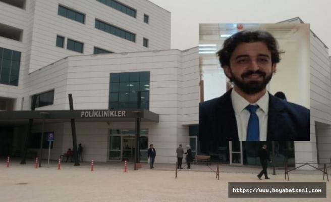 Boyabat'ta KBB Doktoru Göreve Başladı