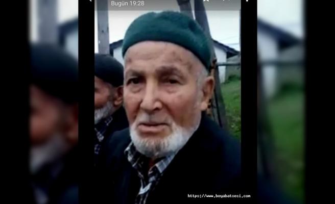 Yeşilçam Köyü'nden Mehmet Öksüz, Vefat Etti
