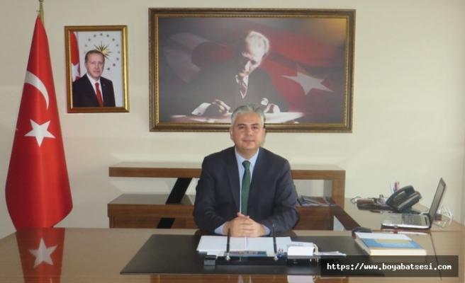 Kaymakam Aksoy'dan 18 Mart Mesajı