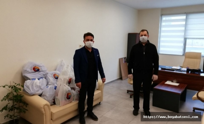 Boyabat TSO'dan Hastaneye kişisel sağlık ihtiyacı desteği