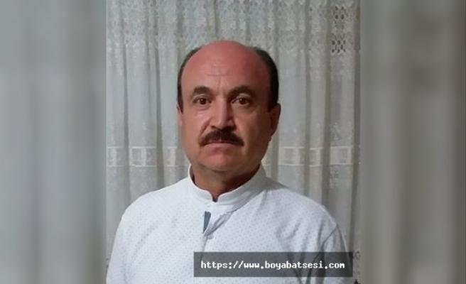 Paşalıoğlu Köyünden Aziz Meşe vefat etti.