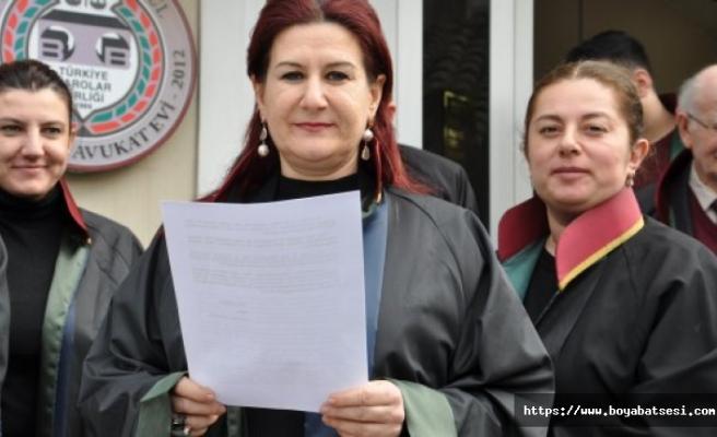 Sinop Barosu'ndan basın açıklaması