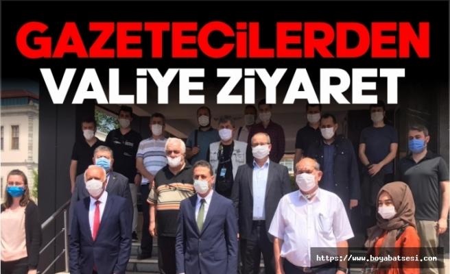 """Vali Karaömeroğlu: """"Sinop'a hep beraber hizmet edeceğiz"""""""