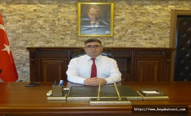 Boyabat Kaymakamlığına Araklı Kaymakamı Mehmet Nuri Çetin atandı