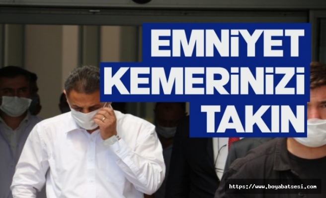 Vali Erol Karaömeroğlu, tedavisi tamamlanarak taburcu edildi