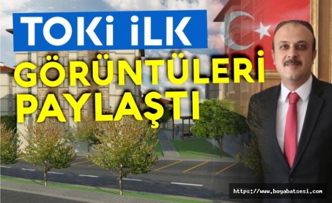 Boyabat TOKİ'de 131 konutun ihalesi yapıldı!
