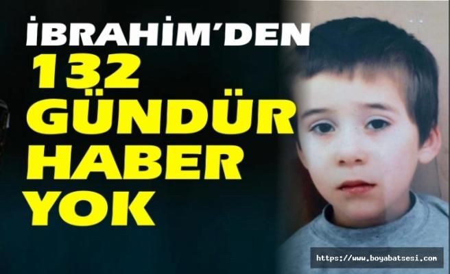 İbrahim'den 132 gündür haber yok