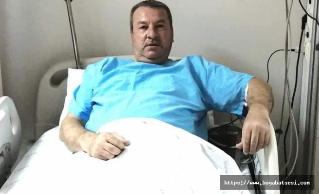 Şükrü Kaya Kalp Krizi Geçirdi! Tedavi altında