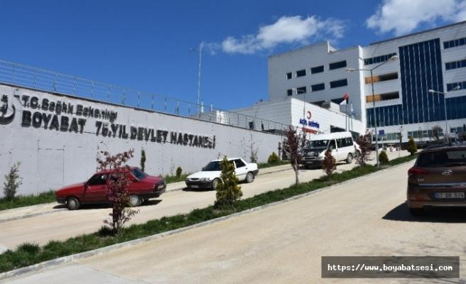 Boyabat Devlet Hastanesi duyurdu şoför alınacak !