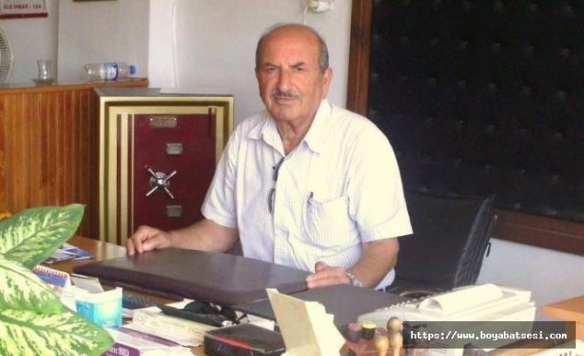 Boyabatlı Emekli Öğretmen Halim Şimşek Vefat Etti