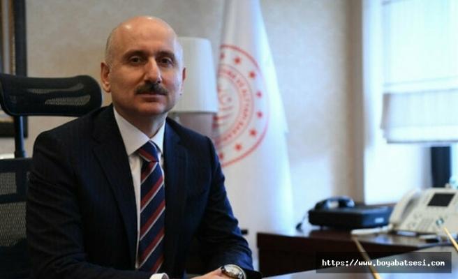 Bakan Karaismailoğlu yarın Sinop'a geliyor