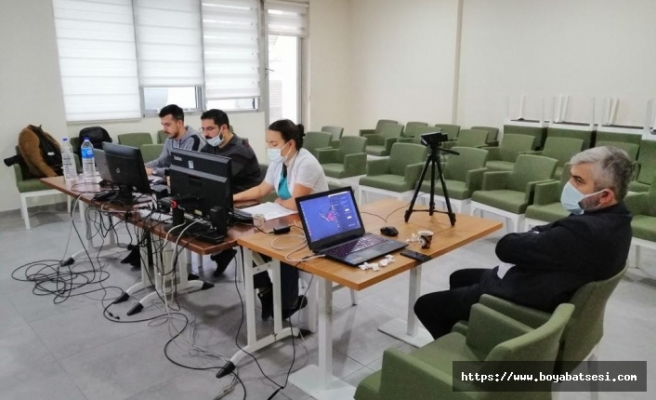 Boyabat Devlet Hastanesi 'dijitalleşiyor'