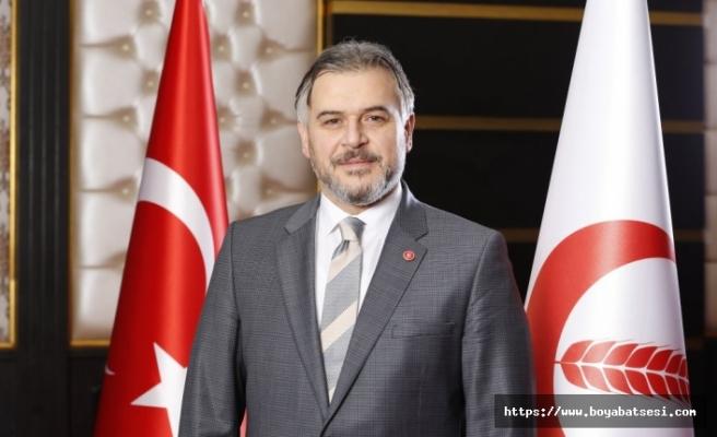 Yeniden Refah Partisi Genel Başkan Yardımcısı Boyabat'a geliyor
