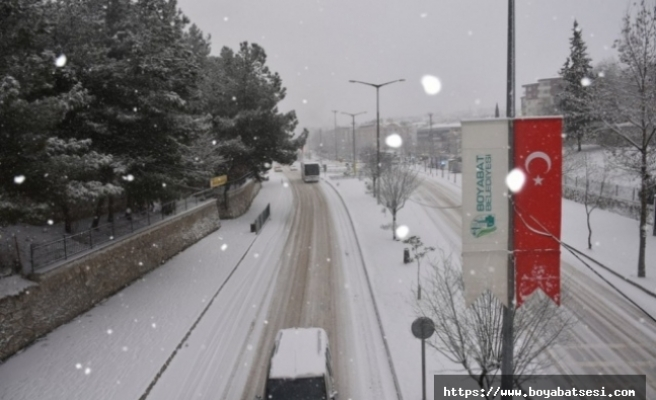 Sinop Valiliği: Kar yarım metreyi bulabilir!