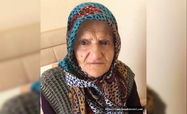Yiğren Bölüklü Köyü Muhtarı Şerafettin Bozkurt'un annesi vefat etti