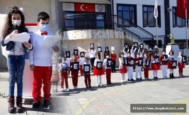 Abdurrahman Güneş İlkokulu'ndan 12 Mart Etkinliği