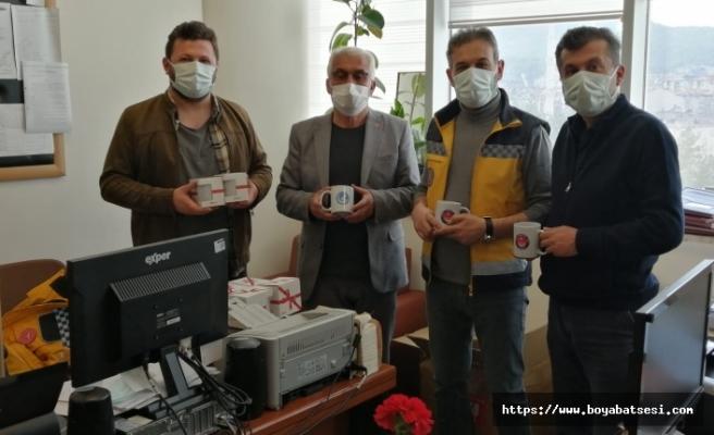 Boyabatlı ülkücülerden 14 Mart Tıp  Bayramı Kutlaması