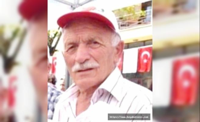 Gazideretabaklı Köyü'nden Emekli Öğretmen Cemal Şenel Vefat Etti