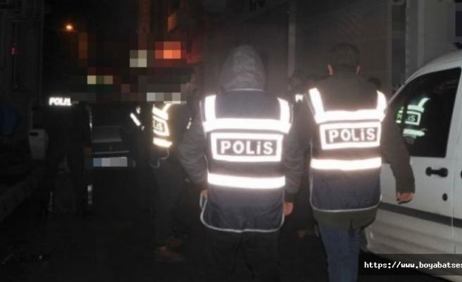 Polisten kumar operasyonu: 17 şahsa suçüstü