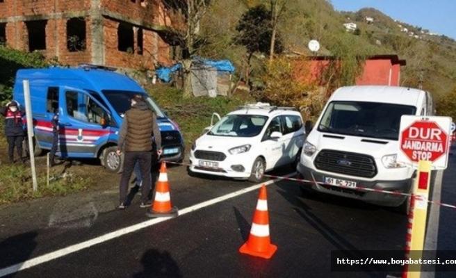 Sinop'ta 6 günde 41 eve girdi: Tam 200 kişiye corona virüs bulaştırdı