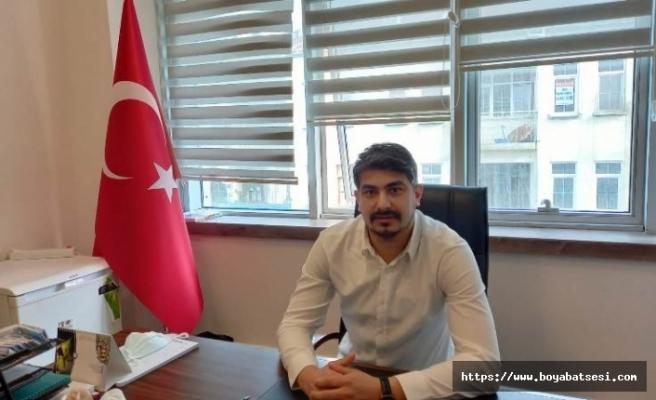 Türkiye Sağlık İşçileri Sendikası Sinop İl Başkanlığına Muhittin Durdu Atandı