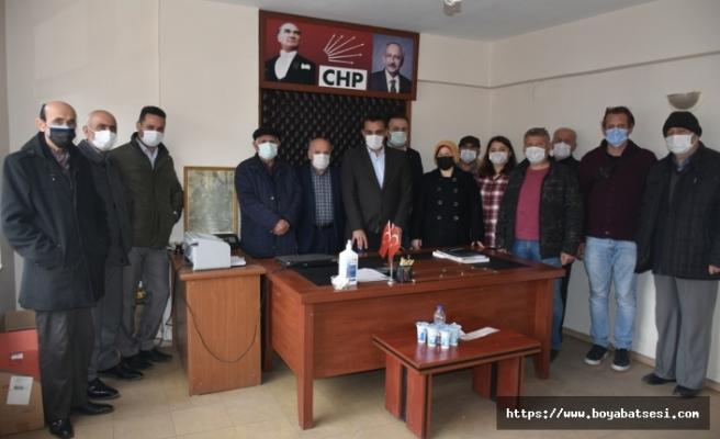 Vekil Karadeniz, muhtarları Sinop'a davet etti.