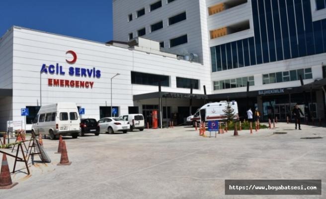 Boyabat Devlet Hastanesi'nden aşı açıklaması