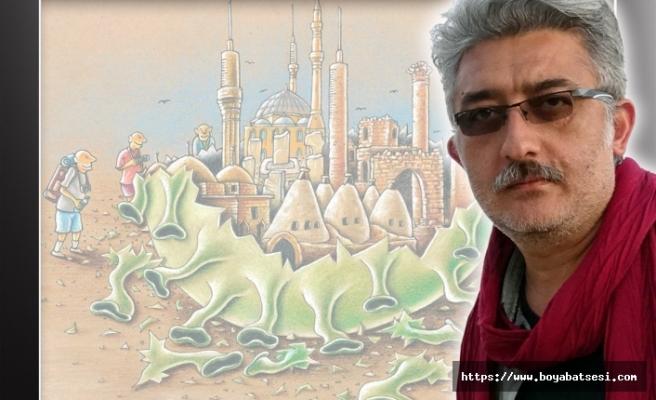 AŞKIN AYRANCIOĞLU'NA ŞANLIURFA'DAN BİRİNCİLİK ÖDÜLÜ