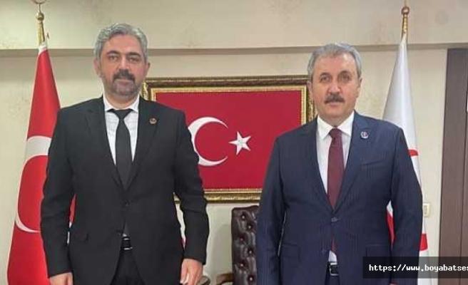 BBP Genel Başkanı Destici, Sinop'a geliyor