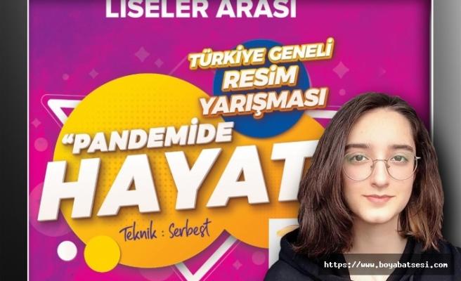 Didar Ayrancıoğlu'na ikincilik ödülü